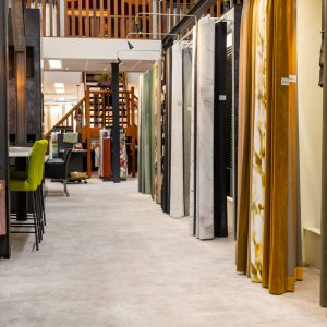 gordijnen noordman showroom
